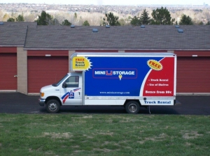 Image of Mini U Storage - Jefferson County Facility on 7322 S Carr St  in Littleton, CO - View 3