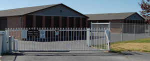 Image of Logan Self Storage Facility on 1095 North 600 West  in Logan, UT - View 2