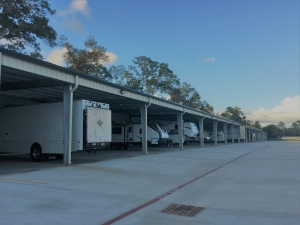 Image of Great Spaces Self Storage Facility on 28543 Fm 2978 Road  in Magnolia, TX - View 2
