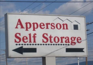 Image of Apperson Self Storage - II Facility on 1731 Murry Road Southwest  in Roanoke, VA - View 2