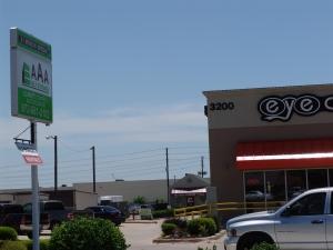 Image of AAA Self Storage Plano Facility at 3204 14th Street  Plano, TX