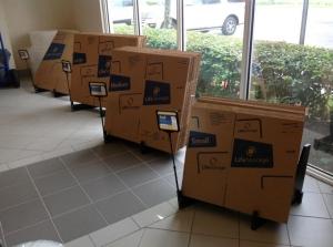 Image of Life Storage - West Palm Beach - Mercer Avenue Facility on 1401 Mercer Avenue  in West Palm Beach, FL - View 4