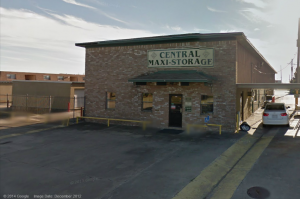 Image of Central Maxi Storage Facility on 885 Ridgewood Dr  in Port Neches, TX - View 2