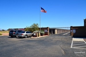 Image of River Crossing Storage & RV Facility on 12100 West Van Buren Street  in Avondale, AZ - View 4
