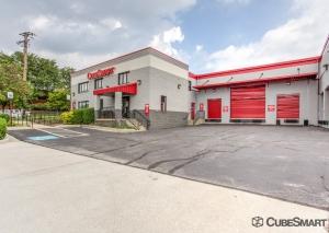 Image of CubeSmart Self Storage - Timonium Facility on 16 w Aylesbury Rd  in Timonium, MD - View 2