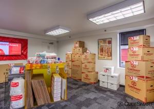 Image of CubeSmart Self Storage - Timonium Facility on 16 w Aylesbury Rd  in Timonium, MD - View 4