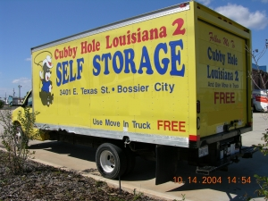 Picture of Cubby Hole Louisiana 2