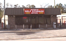 Image of Autry's Self Storage Facility on 1 Bailey Drive  in Jacksonville, NC - View 2