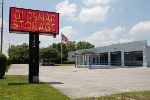 Image of Oldsmar Storage Facility on 13850 West Hillsborough Avenue  in Tampa, FL - View 3