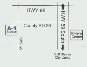 A-1 Storage - Foley - 11405 County Road 65 - Photo 4