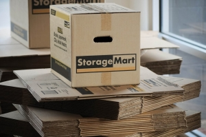 Image of StorageMart - Irvinedale & 1st St Facility on 205 SW Irvinedale Dr  in Ankeny, IA - View 2