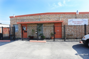 Image of A Discount Mini Storage East Freeway Facility on 12835 East Freeway  in Houston, TX - View 2