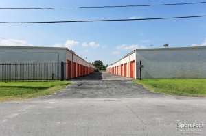 Image of A Discount Mini Storage East Freeway Facility on 12835 East Freeway  in Houston, TX - View 4