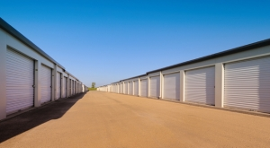 Image of Palmetto Storage of Kings Mountain Facility on 715 York Rd  in Kings Mountain, NC - View 4
