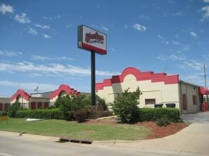 Storage Oklahoma #4 - South