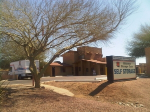 Image of Arizona Storage Inns - Chandler Facility on 297 East Warner Road  in Chandler, AZ - View 3