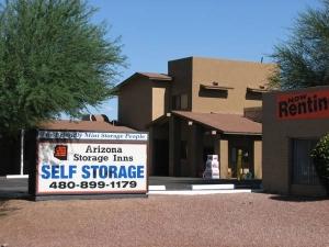 Image of Arizona Storage Inns - Chandler Facility at 297 East Warner Road  Chandler, AZ