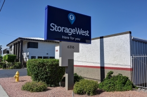 Image of Storage West - Glendale Facility on 6316 N 27th Ave  in Phoenix, AZ - View 2