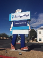 Storage West - Pecos Road - Photo 8