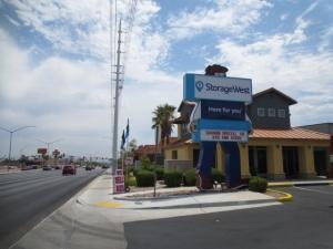 Image of Storage West - Sahara Avenue Facility at 8265 W Sahara Ave  Las Vegas, NV