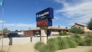 Image of Storage West - West Phoenix Facility on 8230 W Lower Buckeye Rd  in Phoenix, AZ - View 2
