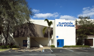 Image of Plantation Xtra Storage Facility on 8489 NW 17th Ct  in Plantation, FL - View 3