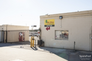 Image of Mt. Olive Storage Facility on 1500 Crestfield Drive  in Duarte, CA - View 3