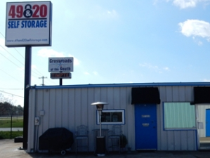 49 & 20 Self Storage - Richland, MS
