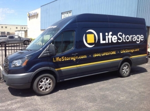 Image of Life Storage - St. Louis - Woodson Road Facility on 1600 Woodson Road  in St. Louis, MO - View 4