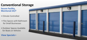 Image of Action 9-A Self Storage Facility on 10416 New Berlin Road  in Jacksonville, FL - View 3