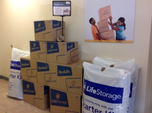 Image of Life Storage - Asbury Park Facility on 813 1st Avenue  in Asbury Park, NJ - View 2
