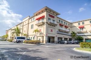 Image of CubeSmart Self Storage - Delray Beach - 2512 N Federal Hwy Facility at 2512 N Federal Hwy  Delray Beach, FL