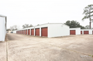 Image of Happy Self Storage - 43rd St. Facility on 1850 W 43rd St  in Houston, TX - View 3