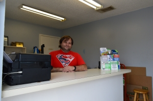 Image of Happy Self Storage - 43rd St. Facility at 1850 W 43rd St  Houston, TX