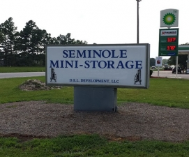 Seminole Mini - Storage