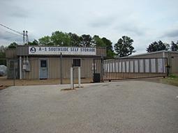 Image of A-1 Southside Self Storage Facility at 7620 Waljim Street  Tyler, TX
