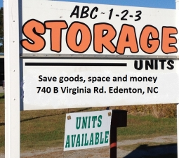 ABC 1-2-3 Self Storage