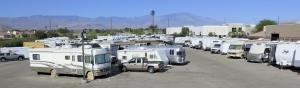 Desert Storage and RV Parking