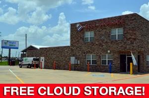 Image of Right Move Storage - Aldine Facility at 21667 Aldine Westfield Road  Humble, TX