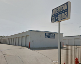 American Self Storage   N. Santa Fe Ave.