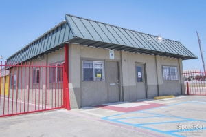 Image of Tellus Self Storage - Hawn Facility at 7979 C F Hawn Freeway  Dallas, TX