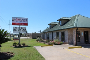 Image of StorQuest - Spring/Gosling Facility at 23103 Gosling Road  Spring, TX