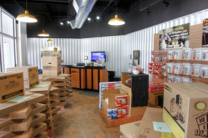 Image of StorageMart - Hwy 50 & Milton Thompson Road Facility on 24610 E US Highway 50  in Lee's Summit, MO - View 3