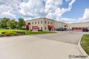 Image of CubeSmart Self Storage - Lewis Center Facility at 707 Enterprise Drive  Lewis Center, OH