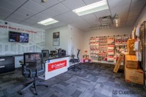 Image of CubeSmart Self Storage - Winter Park Facility on 6875 University Boulevard  in Winter Park, FL - View 2
