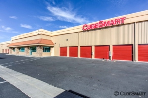 Image of CubeSmart Self Storage - Henderson Facility at 80 East Horizon Ridge Parkway  Henderson, NV