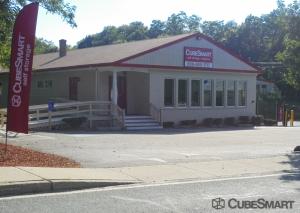 Image of CubeSmart Self Storage - Wakefield Facility at 210 Church Street  Wakefield, RI