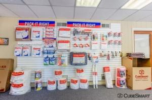 Image of CubeSmart Self Storage - Wakefield Facility on 210 Church Street  in Wakefield, RI - View 3