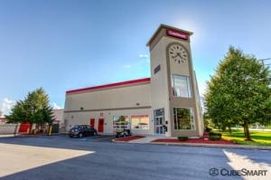 Image of CubeSmart Self Storage - Bolingbrook Facility at 565 West Boughton Road  Bolingbrook, IL
