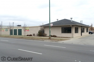 CubeSmart Self Storage - Chicago - 6201 Harlem Avenue - Photo 1